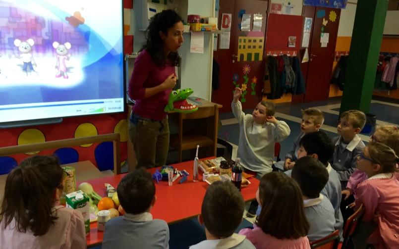 visita odontoiatrica nelle scuole